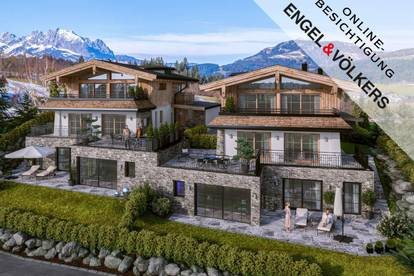 Tiroler Landhäuser in erhöhter Lage mit Top Blick