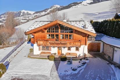 Landhaus mit unverbaubarem Blick in Ruhelage