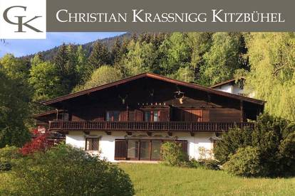 Kitzbühel Liegenschaft in exklusiver Lage am Sonnberg