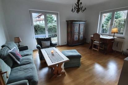 Erdgeschosswohnung mit Terrasse in ruhiger Lage sehr Zentral gelegen
