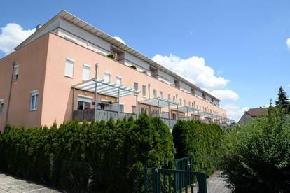 Gepflegte Familienwohnung auf zwei Etagen mit Südbalkon