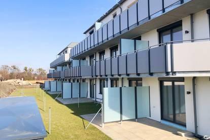 2 Zimmer Balkonwohnung mit Küche & Klimaanlage