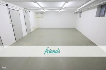 FRIENDS IMMOBILIEN - 60m² Lagerfläche