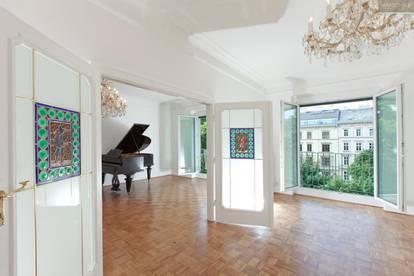 Elegante 4-Zimmer-Wohnung in exklusiver Lage