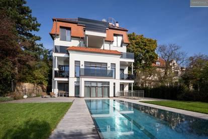 Einzigartige Luxus-Mehrfamilienvilla in Toplage