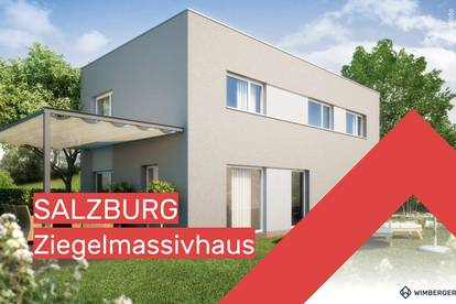 "WimbergerHaus Ziegelmassivhaus ""alea®"" CUBIC +"