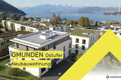 """Exklusive Neubauwohnung in GMUNDEN - Haus """"See"""" Top 1"""