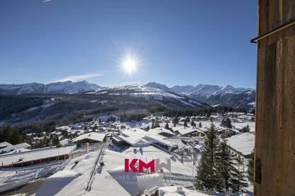 Nur mehr 1 Wohnung verfügbar! Mitten im Skigebiet Zillertalarena.