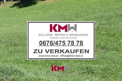 Eclusiv-Verkauf! Zweitwohnsitz! Grundstück in sonniger erhöhter Hanglage, Nähe Kaprun/Zell am See