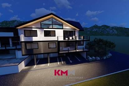 Ankündigung, Neubauprojekt, Maisonette-Wohnung, Haus-in-Haus in zentraler Lage in Mittersill
