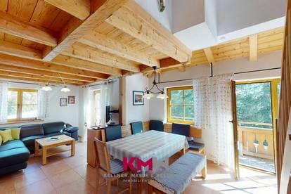 Excklusiv-Verkauf! Schöne Wohnung in Hochkrimml. Zweitwohnsitz.