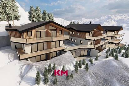 Rarer Zweitwohnsitz & touristische Nutzung möglich. Projektierte Chalet-Doppelhaushälften Nähe Zell am See/Kaprun