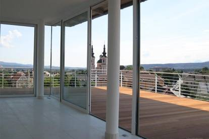 Luxus PENTHOUSE 125m2 in Villach