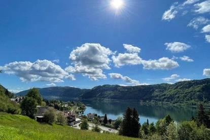 Gartenwohnung am Ossiacher See - Marie & Christin