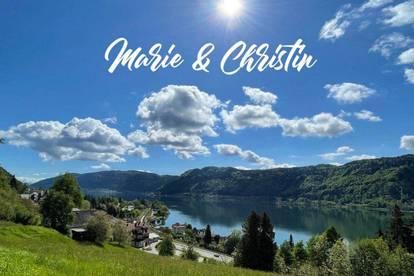 Komfort am Ossiacher See - Marie & Christin