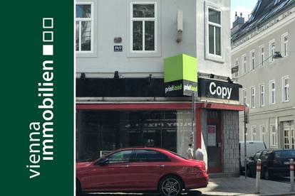 Geschäftslokal direkt auf der Mariahilfer Straße