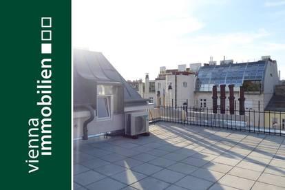 Generalsanierte Terrassenwohnung I Erstbezug