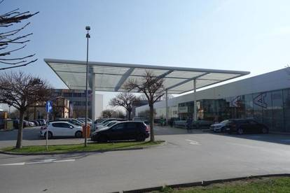 """EXKLUSIVE Bürofläche von 300m² bis zu 1.200m² im """"Zentrum Puntigam"""""""