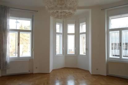 Wohn-BÜROhaus FRANZ JOSEF 3 Räume im klassischen Altbau AllgemeinGarten UNI direkt, AK, Bahnhof