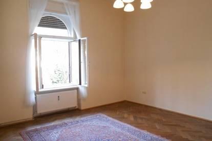 LEND klassischer Altbau  1ZI+Wohnküche mit Balkon  in den ruhigen Innenhof an der Mur>Lendplatz