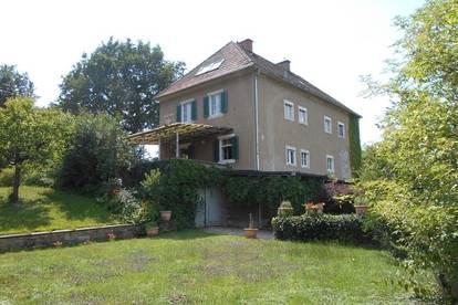 RESERVIERT RARITÄT nahe Graz großzügiges HERRENHAUS sonniger Grund 3127m²