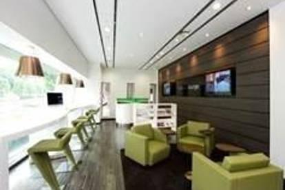 Kleinbüro-Flächen mit internationalem Flair bzw. Möglichkeiten