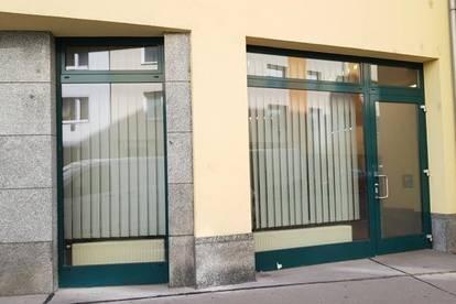Nahe WALLENSTEINPLATZ - HELLE Geschäftsfläche mit ANBINDUNG