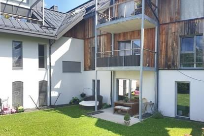 Bergheim/Muntigl: Historisches Bauernhaus modern: Architektenplanung -Terrasse u Garten!