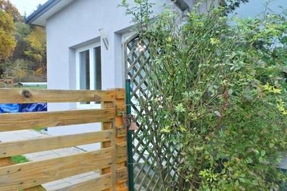 Absolute Ruhelage Haushälfte 4ZI + Garten 200m² Terrasse und Carport