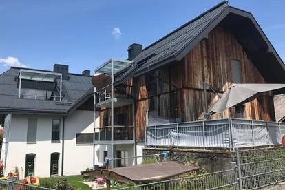 Bergheim: Bauernhaus-Umbau: Architektenplanung - Sichtholzdecke - große Terrasse + Balkon!
