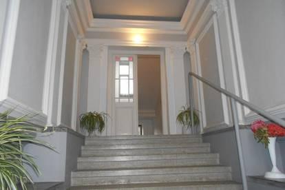 LEND nahe AVL/ HBH ruhige, charmante  3ZI möbliert im Altbau Balkon 8m²