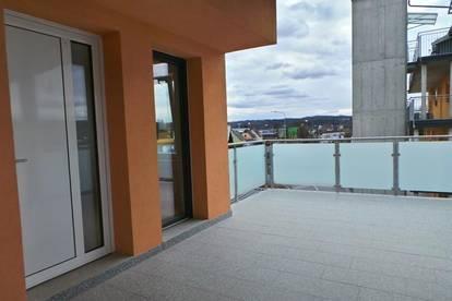 Erstbezug nach Sanierung Sonnige Stadtrandlage 2ZI+Terrasse Carport