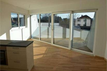 Bürmoos: zentral - modern - hochwertig - 11m2 Balkon!