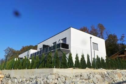 STILVOLL Neubau-Reihenhaus im Maisonettenstil EigenGarten,Terrasse, Balkon Doppelcarport