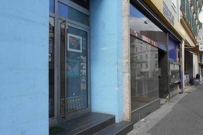 Geschäft/ Büro  nahe Südtirolerplatz PP im Innenhof