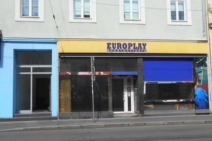 Geschäft/ Büro  nahe Südtirolerplatz Sanierung nach Mieterwunsch PP im Innenhof