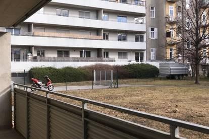 Lendkai: ab sofort - große Terrasse - südseitig
