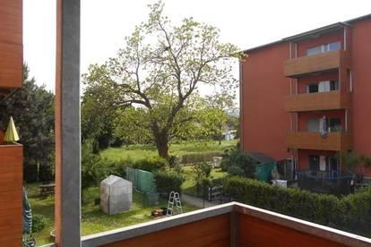 Wetzelsdorf in bester Lage sonnige 3ZI mit Balkon AllgDachterrasse, PP noch 3 Monate gefördert !!