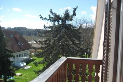 Naturnahe, sonnige 3ZI+Balkon+Parkplatz mit Gartennutzung! UNBEFRISTET