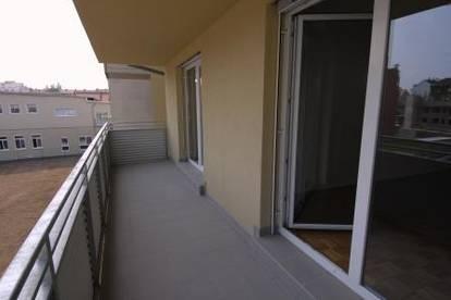 Lendkai: großer Balkon - zentrumsnah - Toplage - auch für 3er WG - TG möglich