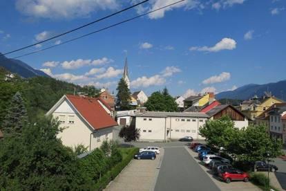 Großes Wohn-Geschäftshaus mitten in Hermagor