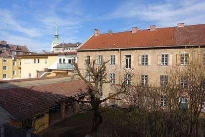 Neuwertige Mietwohnung mit Ausblick im Zentrum Klagenfurts