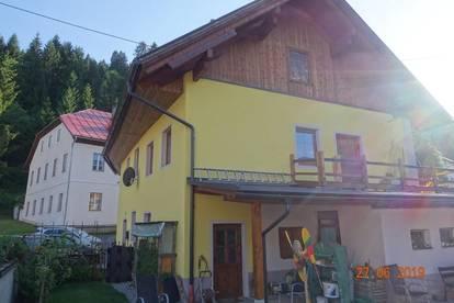 Wohnhaus in Dorflage im oberen Gailtal/Würmlach Nähe Kötschach/Mauthen