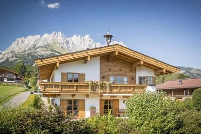 Großzügiges und hochwertiges Tiroler Landhaus in Going, Ortsteil Prama