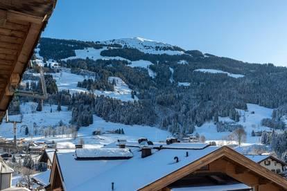 Luxuriöse Erdgeschosswohnung am Skilift in Jochberg