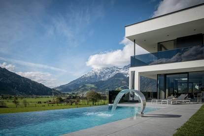 Luxus Liegenschaft mit Panorama Bergblick