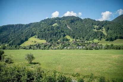 Baugrundstück mit Baugenehmigung in Kitzbühel