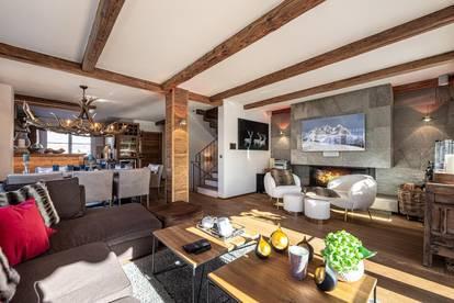 Elegantes Landhaus in Traumlage von Jochberg