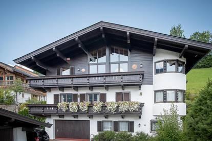 Freizeitwohnsitz - Traditionelles Dachloft in Reith bei Kitzbühel