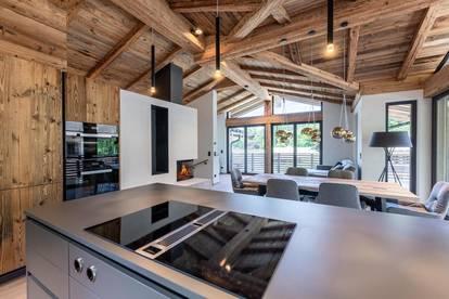 Luxuriöse Chalet Einheiten in idyllischer Lage von Reith bei Kitzbühel